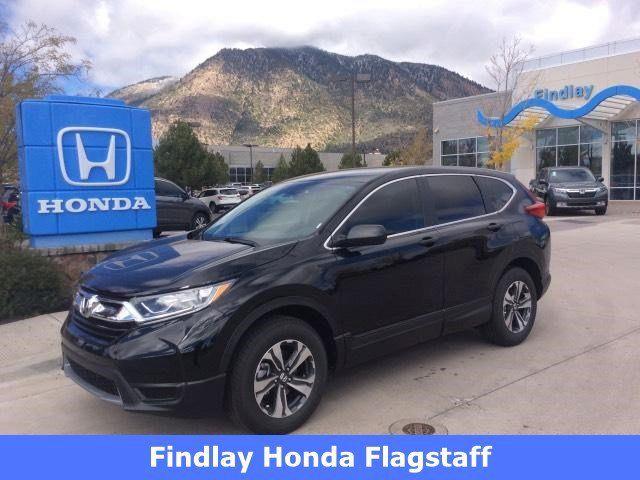 New 2018 Honda Crv 2018 Honda Cr V Lx 4dr Suv 104 7 Wb Awd For